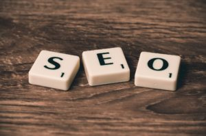 seo-creating a website